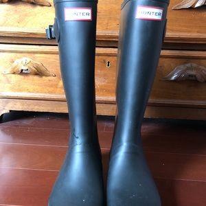 Size 10 Huntress Boots